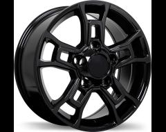 Replika Wheels R225 Gloss Black