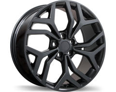 Replika Wheels R230 Gloss Gunmetal
