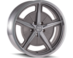 Ridler Wheels 605 Machined Spokes and Lip