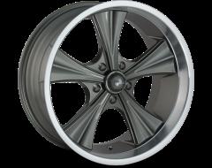 Ridler Wheels 651 Grey Machined Lip