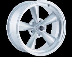 Ridler Wheels 675 Silver Machined Lip