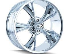 Ridler Wheels 695 Chrome