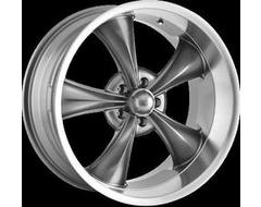 Ridler Wheels 695 Grey Machined Lip