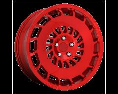 Rotiform Wheels R108 CCV Candy Red