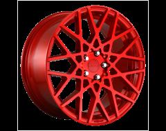 Rotiform Wheels R109 BLQ Candy Red