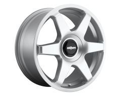 Rotiform Wheels R114 SIX Gloss Silver