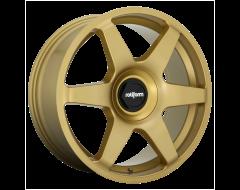Rotiform Wheels R118 SIX Matte Gold