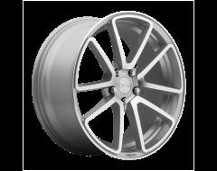 Rotiform Wheels R120 SPF Gloss Silver Machined