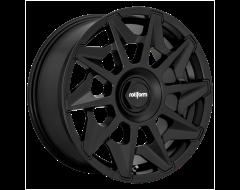Rotiform Wheels R129 CVT Matte Black