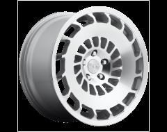 Rotiform Wheels R135 CCV Gloss Silver Machined
