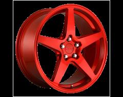 Rotiform Wheels R149 WGR Candy Red