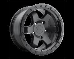 Rotiform Wheels R151 SIX-OR Matte Black