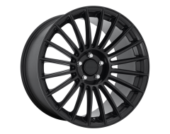 Rotiform Wheels R157 BUC Matte Black