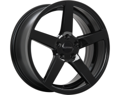 Ruffino Wheels Boss Gloss Black
