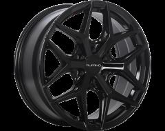 Ruffino Wheels Demon Gloss Black