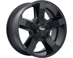 Ruffino Wheels Helix Satin Black
