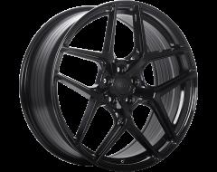 Ruffino Wheels Vader Gloss Black