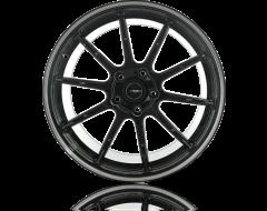 Superspeed Wheels RF03RR Machined Black Machined