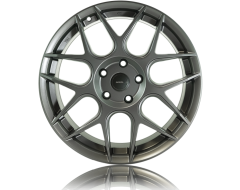 Superspeed Wheels SS03 Matte Gunmetal
