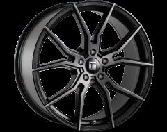 Touren Wheels TF01 3501 Matte Black with Dark Tint