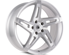 Touren Wheels TF04 3504 Brushed Silver