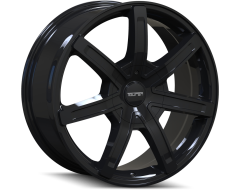 Touren Wheels TR65 3265 Black