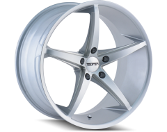Touren Wheels TR70 3270 Silver Milled Spokes