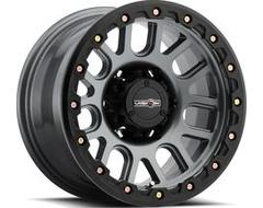 Vision Wheels 111 NEMISIS Gunmetal
