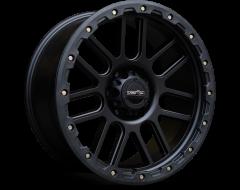 Vision Wheels 111 NEMISIS Matte Black