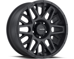 Vision Wheels 111 NEMISIS Satin Black