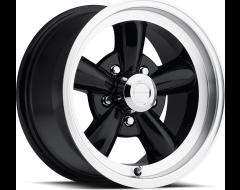 Vision Wheels 141 LEGEND 5 / 6 Gloss Black Machined Lip