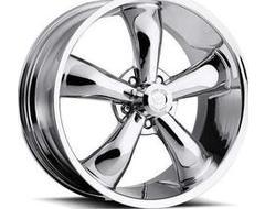 Vision Wheels 142 LEGEND 5 / 6 Chrome