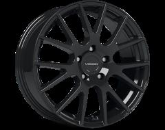 Vision Wheels 18 HELLION Gloss Black
