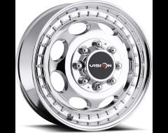 Vision Wheels 181 HEAVY HAULER Chrome
