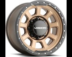 Vision Wheels 350 OJOS Bronze