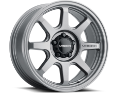 Vision Wheels 351 FLOW 2020 Satin Grey