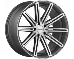 Vossen Wheels CV4 Matte Graphite with Machined Face
