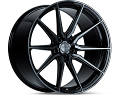 Vossen Wheels HF3 Gloss Black Tinted