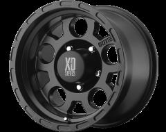 XD Series Wheels XD122 ENDURO Matte Black