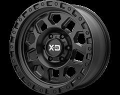 XD Series Wheels XD132 RG2 Satin Black