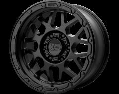 XD Series Wheels XD135 GRENADE OR Matte Black
