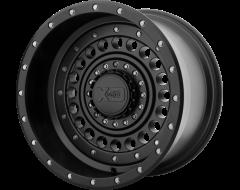 XD Series Wheels XD136 PANZER Satin Black