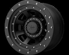 XD Series Wheels XD137 FMJ Satin Black