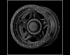 XD Series Wheels XD138 BRUTE Satin Black