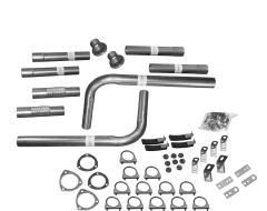 Dynomax Dual Header Pipe Kit