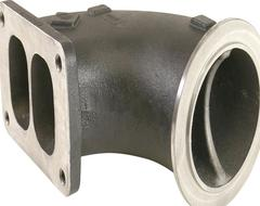 BD Diesel Cobra V-Band To T6 Hot Pipe Adapter