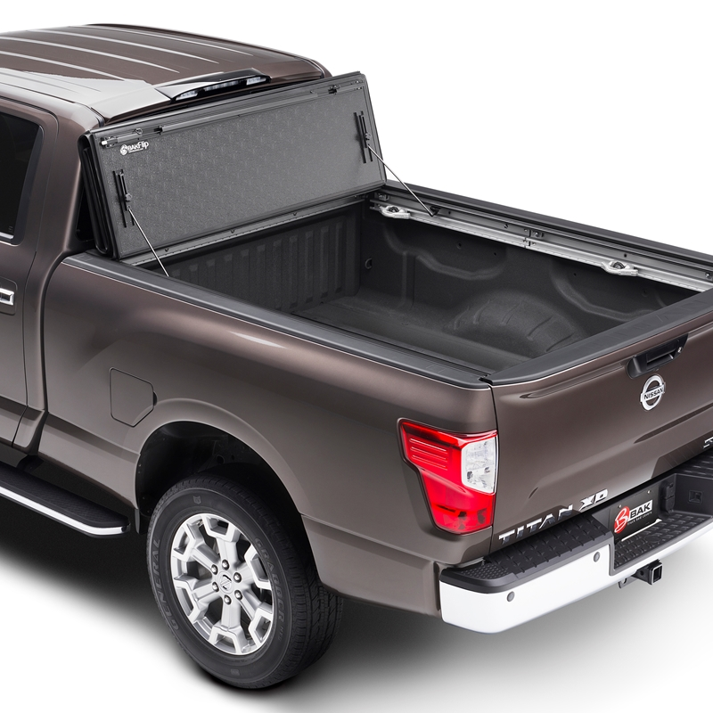Shop Bak Industries Bakflip Vp Tonneau Cover Hard Tri Fold Tonneau Covers Tonneau Covers Free